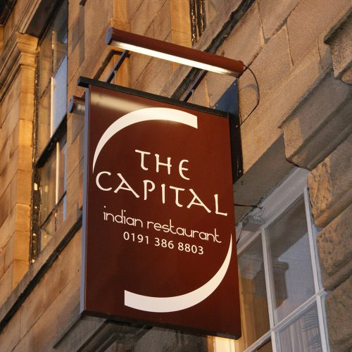The Capital Indian Restaurant, Durham